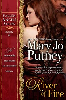 River of Fire (Fallen Angels Book 6) by [Putney, Mary Jo ]