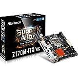 Asrock Z170M-ITX/AC Motherboard (S1151 Intel DDR4, retail) - gut und günstig