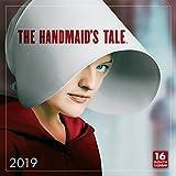 2019 the Handmaid's Tale 16-Month Wall Calendar