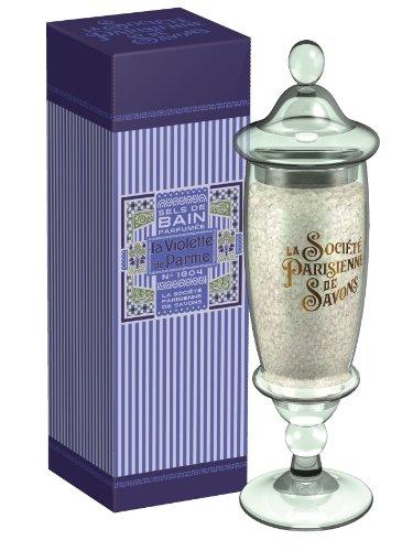 La Société Parisienne De Savons Sels de Bain la Violette de Parme 120 ml