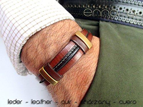 pulsera-cuero-hombre