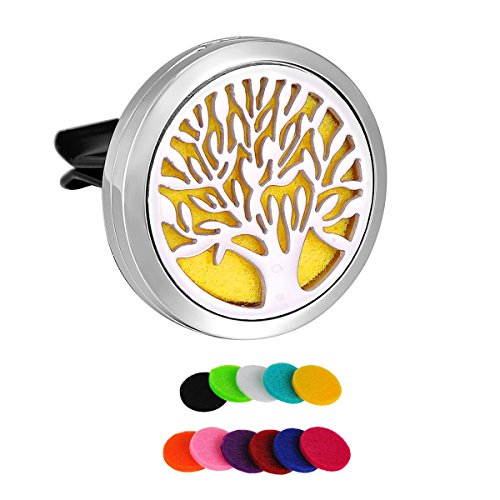 hooami-stainless-steel-tree-of-life-car-air-freshener-aromatherapy-essential-oil-diffuser-vent-clip