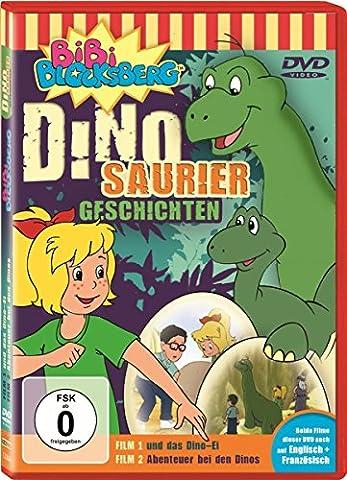 Bibi Blocksberg - Dinosaurier Geschichten [Import allemand]