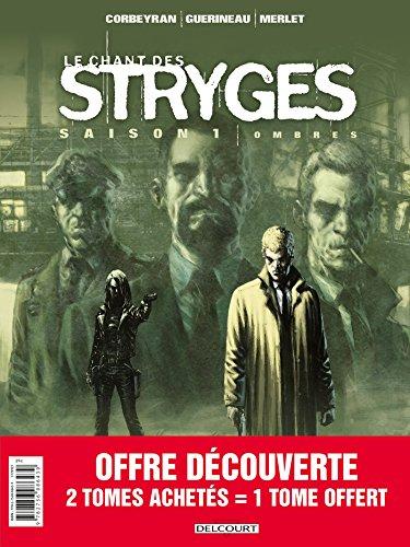 PACK SERIES - CHANT STRYGES T1+T2 +T3 par Éric Corbeyran, Richard Guérineau