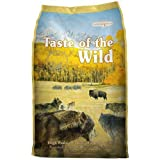 Taste Of The Wild Dog Food High Prairie with Roasted Venison and Bison 13.6 Kg