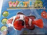 Super neuer ferngesteuerter kleiner roter Fisch für Badewanne (Haustier)