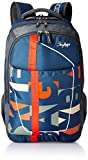 #5: Skybags Geek 48 Ltrs Blue Laptop Backpack (GEEK02BLU)