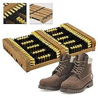 Generic .. er Brush Sc Shoe Boot Trainer raine Outdoor Door per Outdoor Step Cleaner lean Brush Scraper Mud Mud ..
