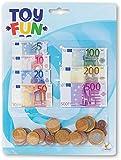 TOF Eurocash Scheine und Münzen, 1 Stück