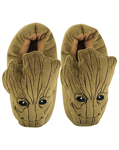Official Guardians Of The Galaxy Groot Men's Slippers (11-12 UK)