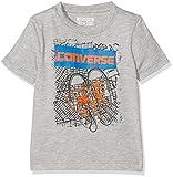 Converse Boy's Bk Map Tee T-Shirt