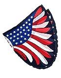 "Dreamy Dress-Ups 50570""Alas de Estados Unidos Águila calva disfraz (Talla única)"