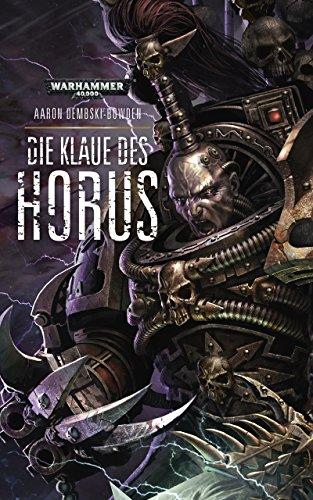 Die Klaue des Horus (Warhammer 40,000) (German Edition) eBook ...