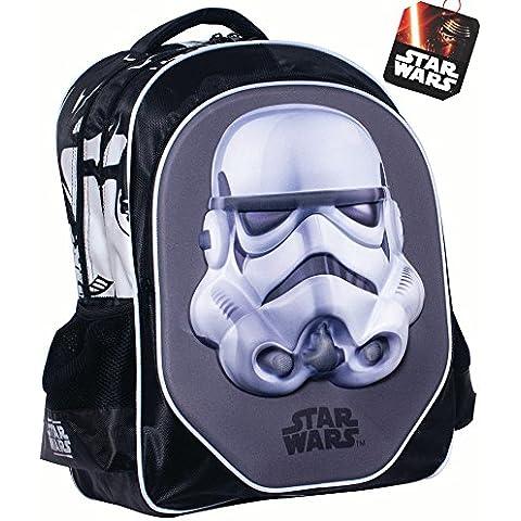 Star Wars 338-18031 - Zaino Ovale Stormtrooper