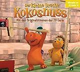 Der Kleine Drache Kokosnuss - Hörspiel zur TV-Serie 12: Reingefallen. Taxi für Adele. Kokosnuss Express. Wie geschmiert. (Audio-CDs zur TV-Serie, Band 12)