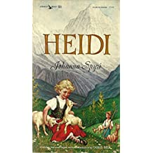 Heidi (Annotated) (English Edition)