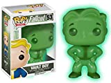Funko - Figurine Fallout - Vault Boy Glows in the Dark Exclusive Pop 10cm - 0849803061449