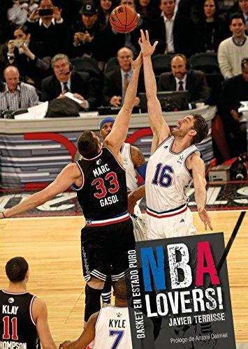 NBA Lovers por Javier Terrisse