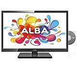 "Boxed Brand New Alba Aelkdvd1988 19"" Led Freeview Dvd Combi Hd Ready Tv *genuine*"