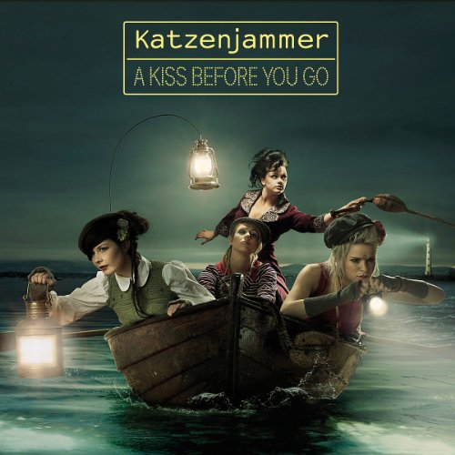 Katzenjammer: A Kiss Before You Go (Audio CD)