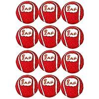 Zap - Pelota de Tenis (Rojo, Pesado, Juego de 12 Piezas)
