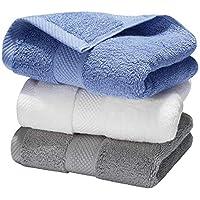 TenMotion Toallas de Mano, Juego de Toallas, 100% algodón para baño, Manos