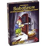 Amigo - Saboteur, juego base con expansión, juego de mesa en español -portugués (Mercurio Distribuciones A0022)