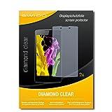 SWIDO 2 x Bildschirmschutzfolie Oppo Neo 5 Schutzfolie Folie DiamondClear unsichtbar