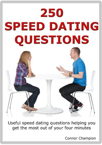 Questions for speed dating
