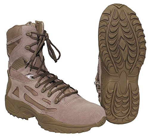 Tactical, bottes, doublure en différentes tailles et couleurs disponibles, coyote, 13 coyote