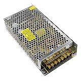 KeeYees AC 110V-220V DC 12V 10A 120W Universal Geregelt Trafo Transformator Adapter Netzteil Schaltnetzteil Stromversorgung für 3D Drucker Raspberry Pi LED-Leiste CCTV Radio Computer Projekt
