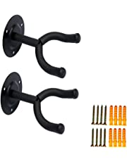 Mozart Round Wall Hanger Stands Guitar Wall Mount 2 Pack