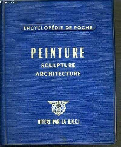 Peinture, sculpture, architecture -Encyclopédie de poche