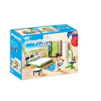 Playmobil 9271 City Life Bedroom with Working Lights