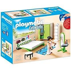 Playmobil Casa Moderna-9271 Dormitorio,, tañosllaños (9271