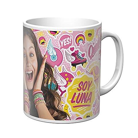 1 Coffret Mug Céramique 31cl SOY LUNA