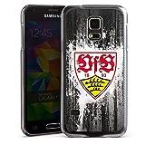 DeinDesign Samsung Galaxy S5 Mini Hülle Case Handyhülle VfB Stuttgart Fussball Stuggi