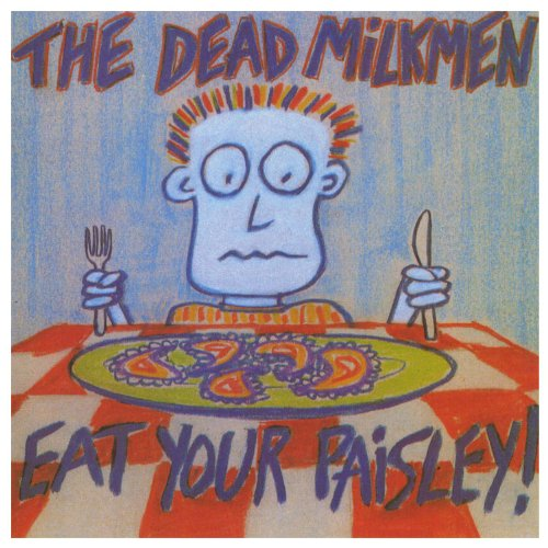 The Thing That Only Eats Hippies - Hippie Paisley Rock