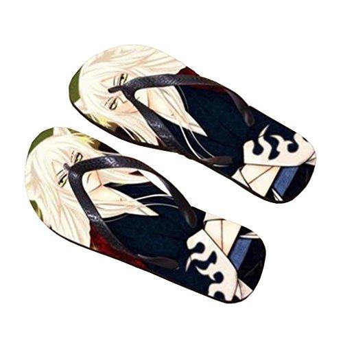 Bromeo Kamisama Love Anime Unisexe Flip Flops Tongs 855
