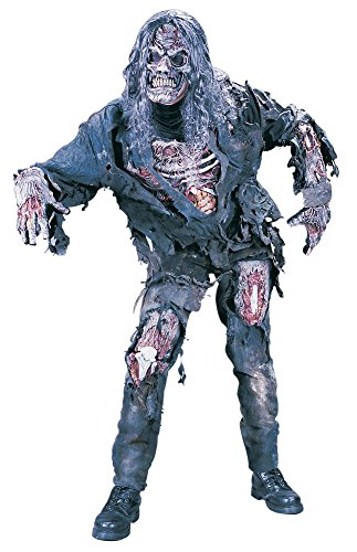 Zombie Halloween Komplett-Kostüm - Gr. ()