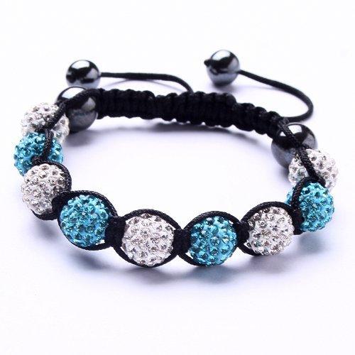 qiyun-blu-bianco-multi-color-cristallo-pavimenta-la-sfera-della-discoteca-dellargilla-9-braccialetto