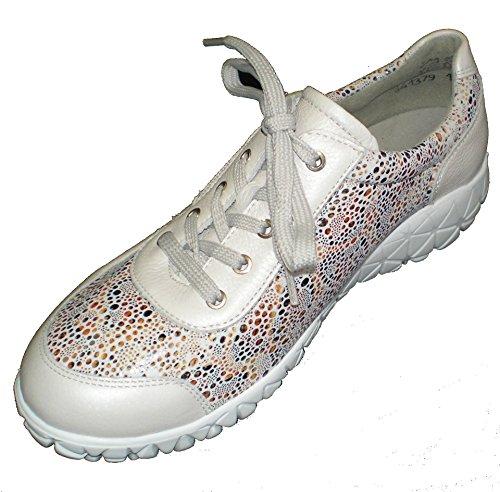 Waldläufer H89001-204-148 Havy Soft donna sneaker offwhite