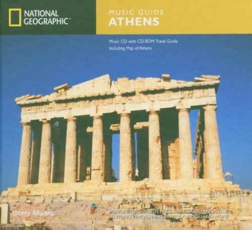 National Geographic Music City Guide Athen