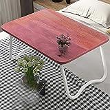 Rart Faltbare Laptop Tisch, Tragbare frühstückstisch Multifunktions studay Tabelle Computer Schreibtisch Klapptisch-A 60x40x28cm(24x16x11inch)