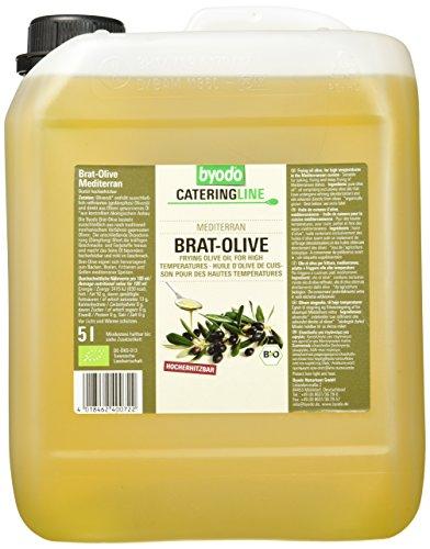 Byodo Brat-Olive, 1er Pack (1 x 5 l ) - Bio