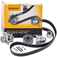 CONTITECH CT1051WP1 Water Pump Timing Belt Kit - ukpricecomparsion.eu