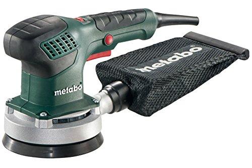 Metabo SXE 3125–Schleifmaschine rotoorbital Teller 125mm, Elektronik, Koffer