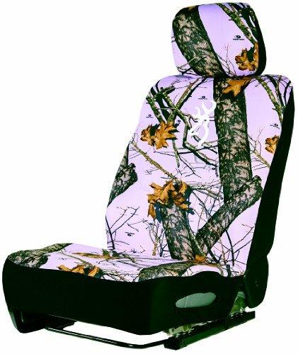 Browning Buckmark Neopren Mossy Oak Camo Bucket Sessel niedrig Cover Camouflage (Mossy Oak Infinity, strapazierfähigem Neopren Stoff, inkl. Kopfstütze, verkauft einzeln) (Stoff Browning)