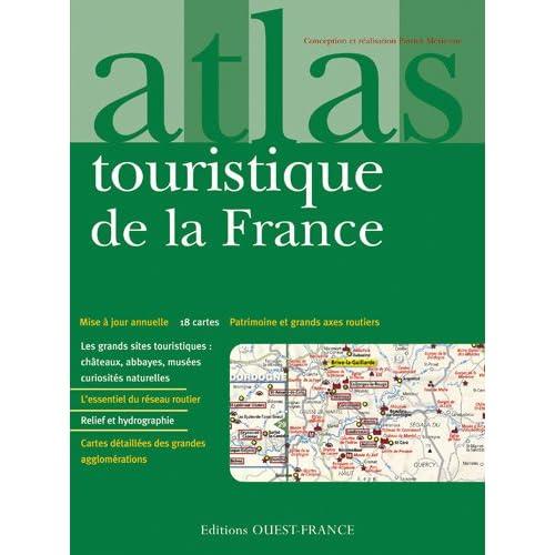 ATLAS TOURISTIQUE DE LA FRANCE