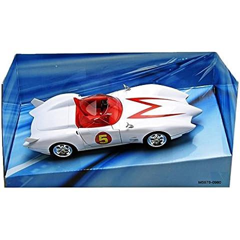 Hot Wheels - Modelo a escala Meteoro Meteoro (12x30x12 cm) (Mattel M5978)